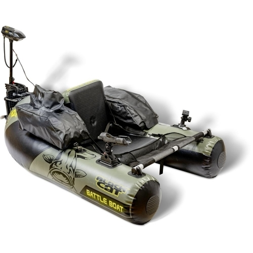 Black Cat Battle Boat Set - csónak+motor