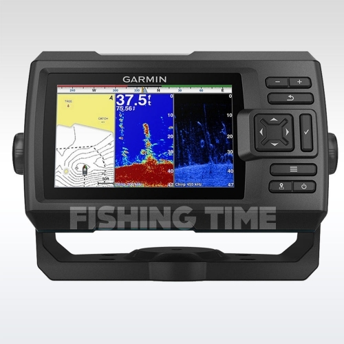 Garmin STRIKER PLUS 5CV - halradar
