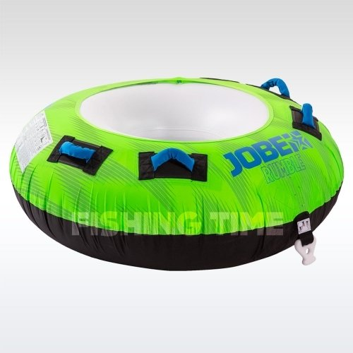 Jobe Rumble Towable 1P Green 1 személyes tube fánk