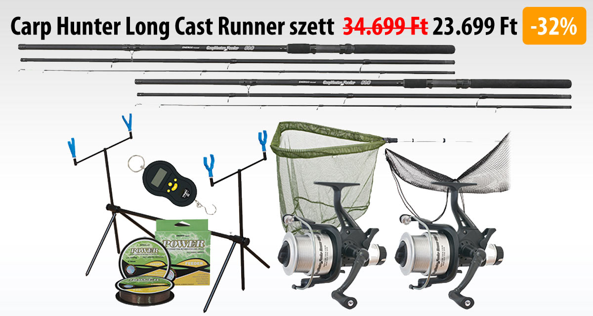 Long Cast Runner