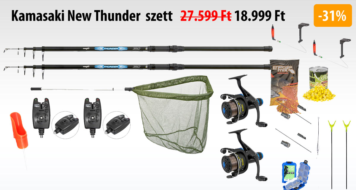 New Thunder szett