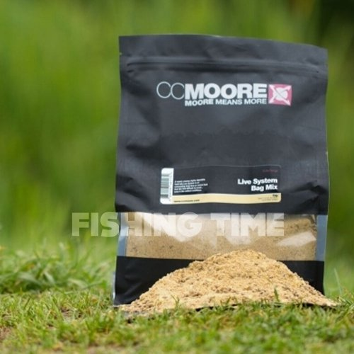 CCMoore LIVE SYSTEM BAG MIX