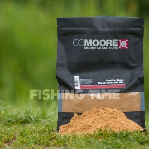 CCMore PACIFIC TUNA HARD HOOKBAIT MIX 1KG