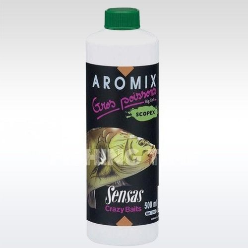 Sensas Aromix Gross Poisson Scopex