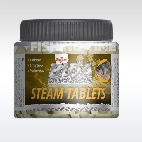 Carp Zoom Steam Tablets busázó pezsgőtabletta