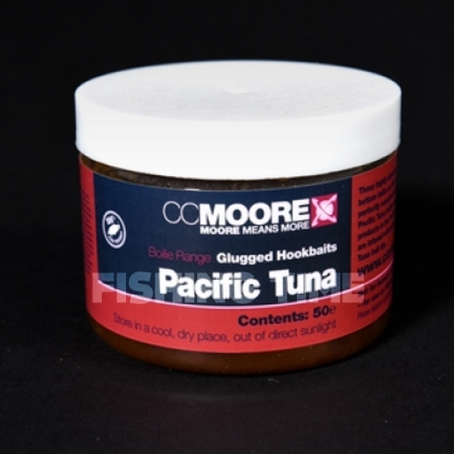 CCMoore PACIFIC TUNA GLUGGED HOOKBAITS 10X14MM (50)