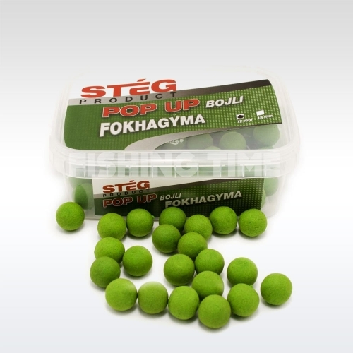 Stég Product Pop up bojli 18mm fokhagyma