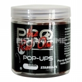 StarBaits Probiotic Red Shelf Life POP UP Bojli