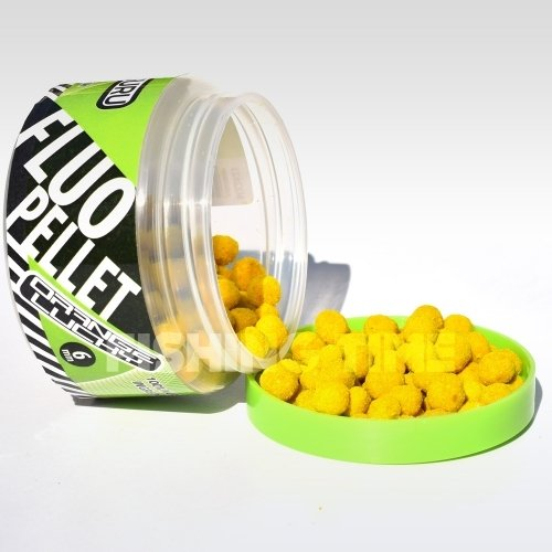 Timár Mix Feeder Guru Orange Lucky Flou Soft 6 mm horogpellet