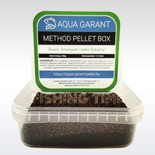Aqua Garant Method Pellet Box tavaszi etetőpellet
