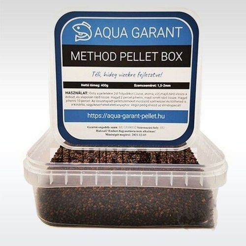 Aqua Garant Method Pellet Box téli etetőpellet