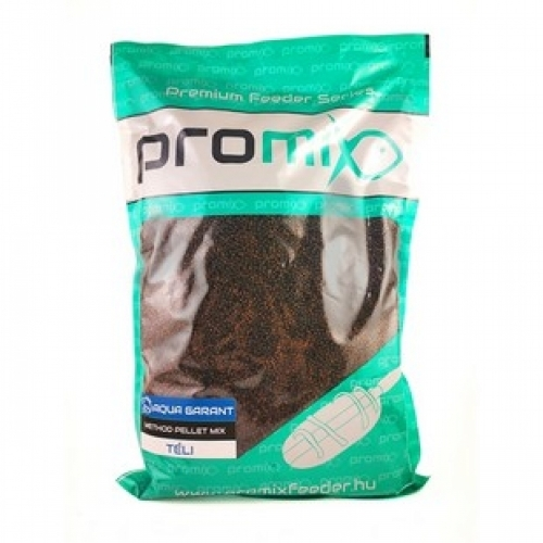 Promix Aqua Garant Method Pellet Mix téli 800g