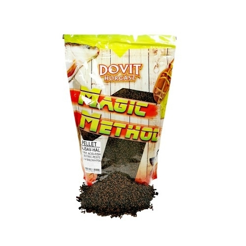 Dovit Magic Method Pellet 2mm etetőpellet 900g