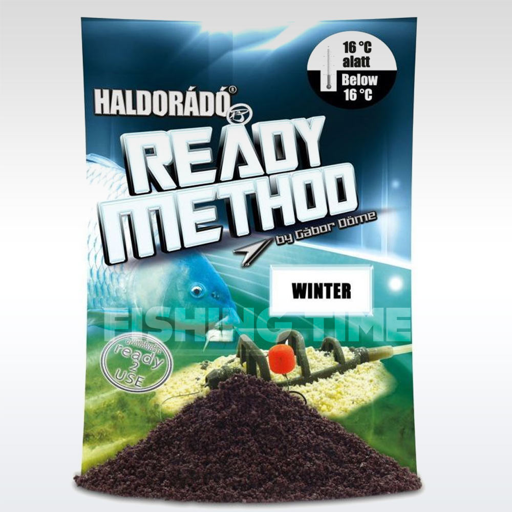 Haldorádó Ready Method