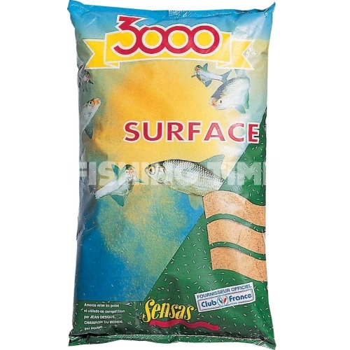 Sensas 3000 Surface