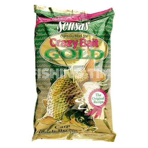 Sensas Crazy Bait Green Gold