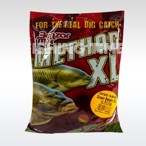 Benzár METHOD XL - etetőanyag (800g)