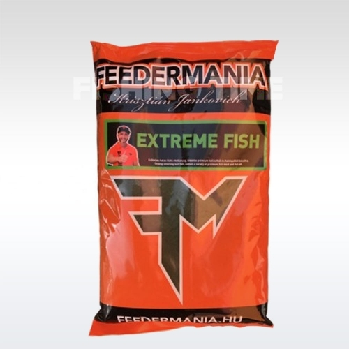 FeederMania Extreme Fish etetőanyag