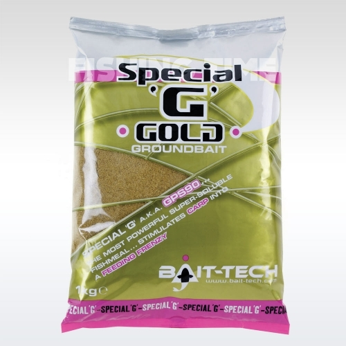 Bait-Tech Special G Gold Groundbait etetőanyag