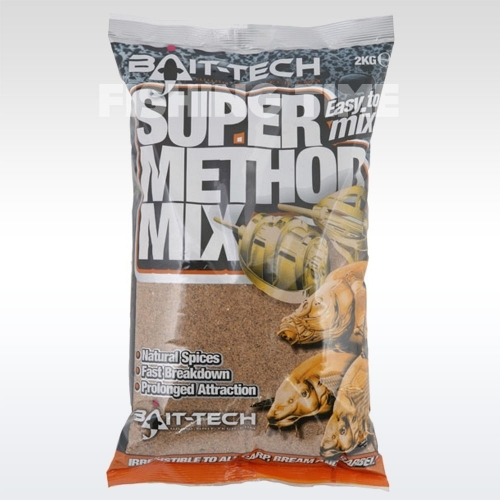 Bait-Tech Super Method Mix etetőanyag