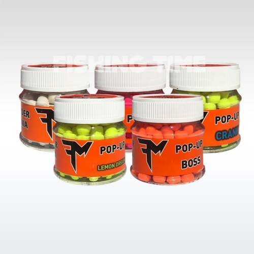 FeederMania Pop-Up Boilies 8mm