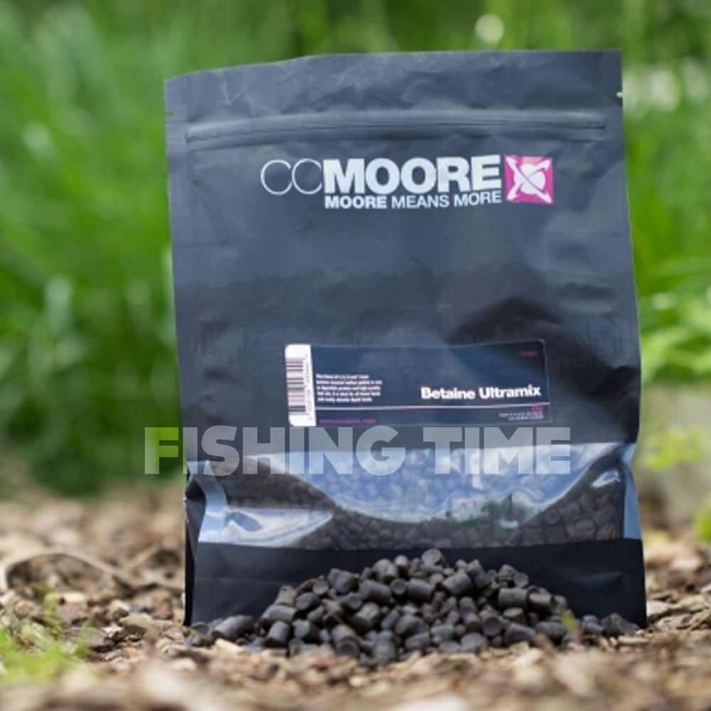 CCMoore BETAINE HNV ULTRAMIX - Betainos vegyes halibut pellet