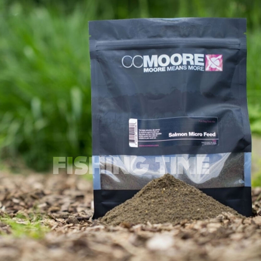 CCMoore SALMON MICRO FEED PELLET 1MM
