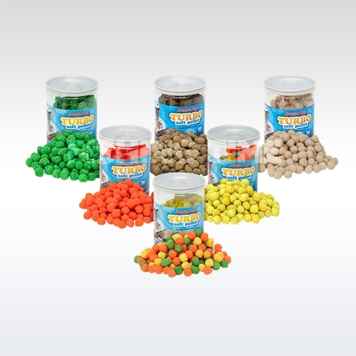 Benzár Turbo Soft Pellet horogpellet