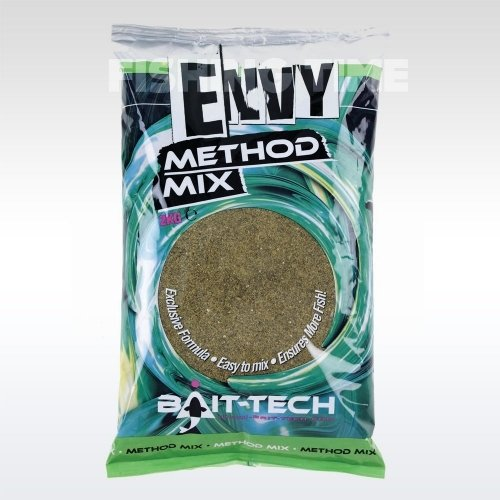 Bait-Tech Envy Green Method Mix etetőanyag
