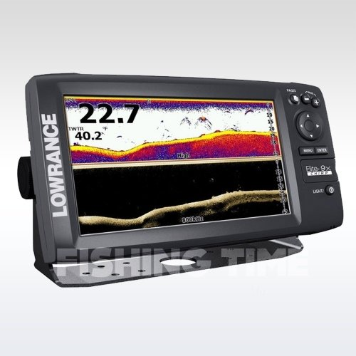 Lowrance Elite-9X CHIRP