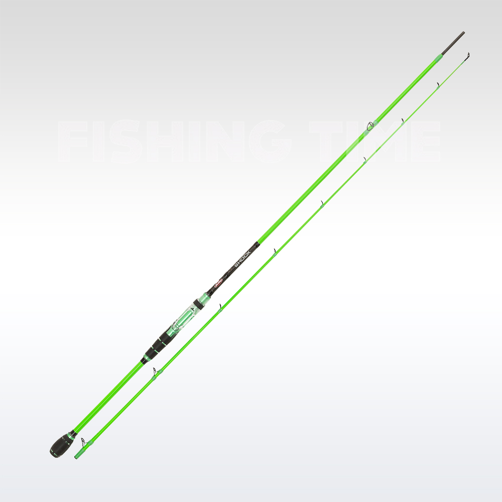 Berkley Lightning Shock Casting Green multis pergetőbot