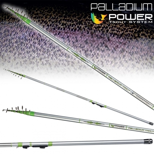 D.A.M. PTS Palladium Trout matchbot