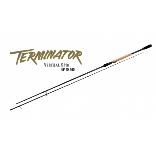 Fox Rage Terminator Vertical Spin 180cm 5ft 10 up to 60g