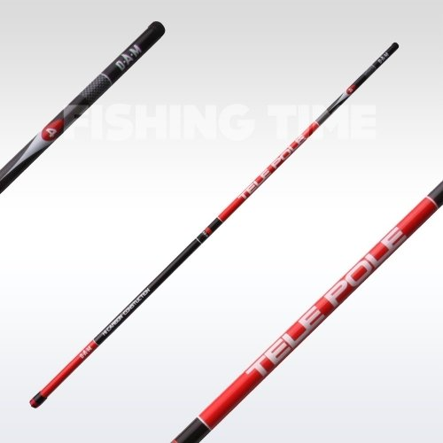 D.A.M. Tele Pole Carbon