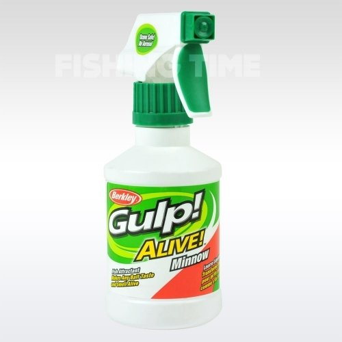 Gulp! Alive Spray Minnow