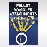 Matrix Pellet Waggler Attachments Waggler Rögzítő