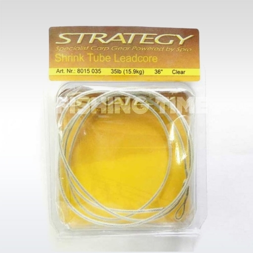 Strategy Strategy Shrink Tube Leadcore