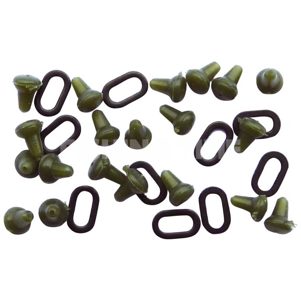 Milo Carp&Tackle Ovalrig Rings