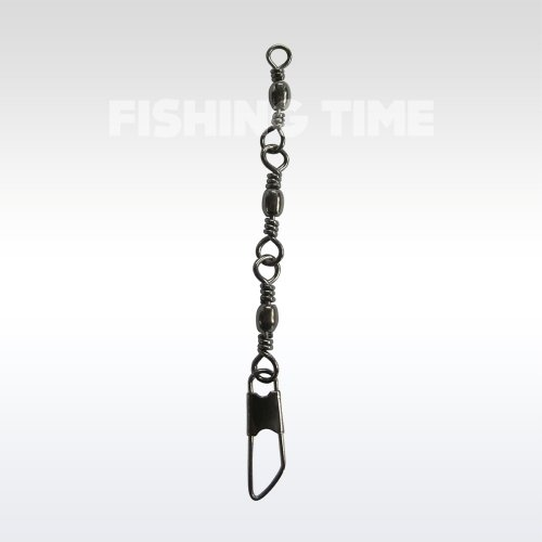 Shakespeare Trout Swivel with Snap