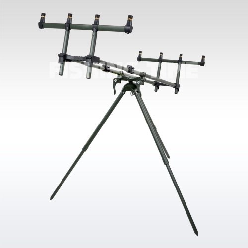 Carp Zoom FANATIC-N4 - rod pod (4 botos)