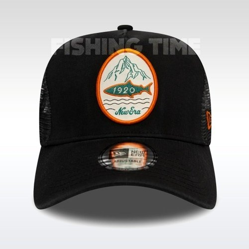 New Era OUTDOORS TRUCKER - baseball sapka