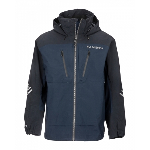 Simms ProDry Jacket Admiral Blue