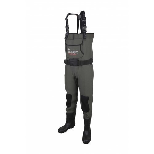 Imax Challenge Chest Neo Wader Cleated - neoprén mellescsizma