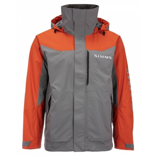 Simms Simms Challenger Jacket Flame