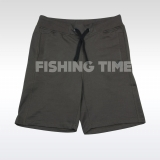 Fox Green / black jogger short rövidnadrág