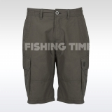 Fox Green / black lightweight cargo short rövidnadrág