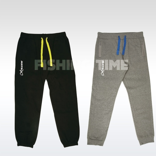 Matrix Slim Fit Joggers Grey