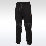 Fox Collection Black Orange Jogger