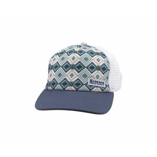 Simms Women's Adventure Trucker Blue Depths