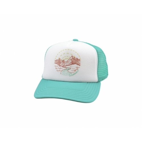 Simms Women's Adventure Trucker Aruba